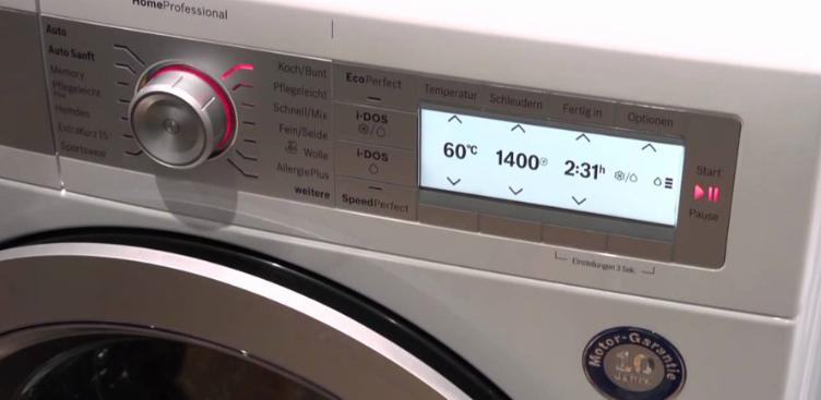 Çamaşır makinesi yüksek devirde çalışırsa ne olur ?