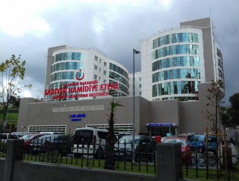 Sarıyer hamidiye etfal hastanesi ve çocuk acil bölümü